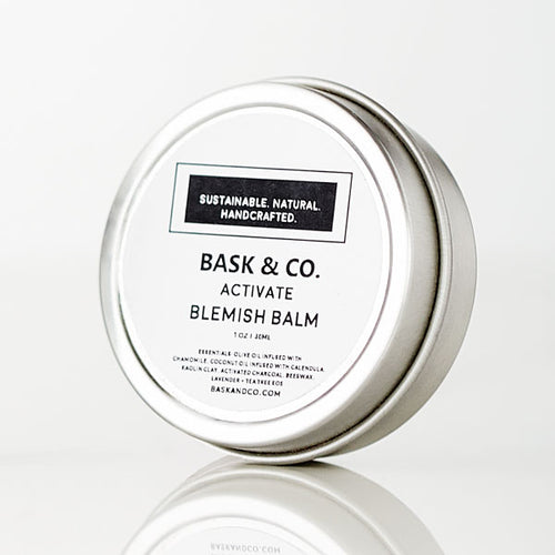 Black Charcoal Blemish Balm