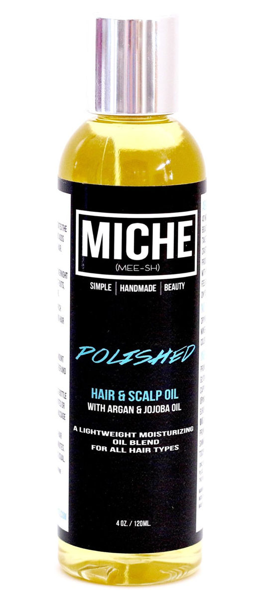 POLISHED HAIR & SCALP OIL