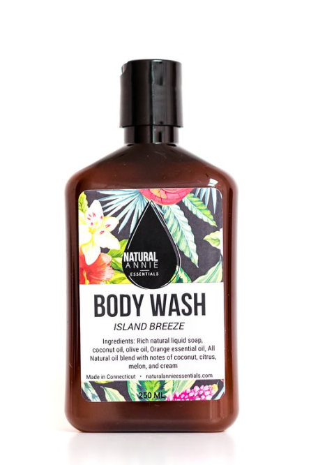 Island Breeze body wash
