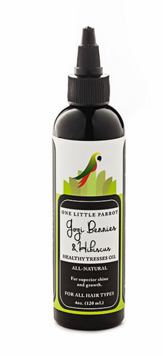 Gogi Berries and Hibiscus Healthy Tresses Oil