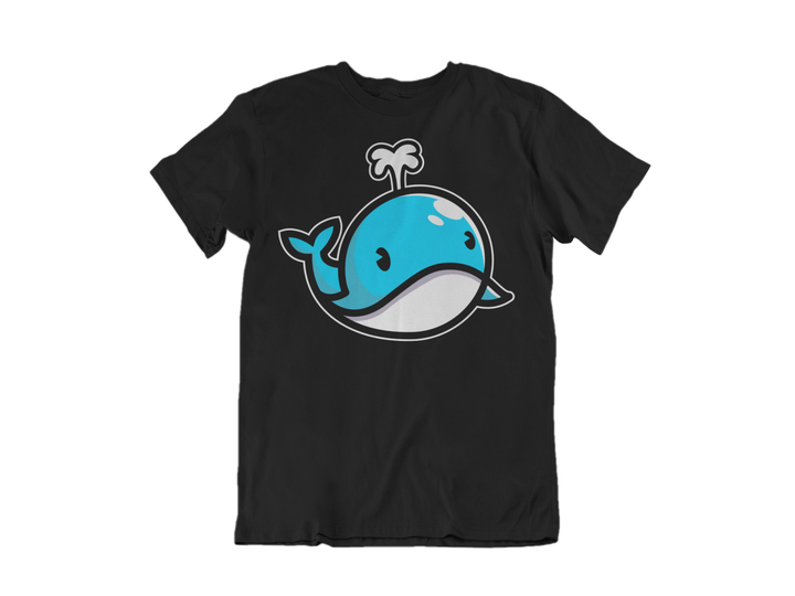 Wallace the Crypto Whale | Initial Shirt Offering