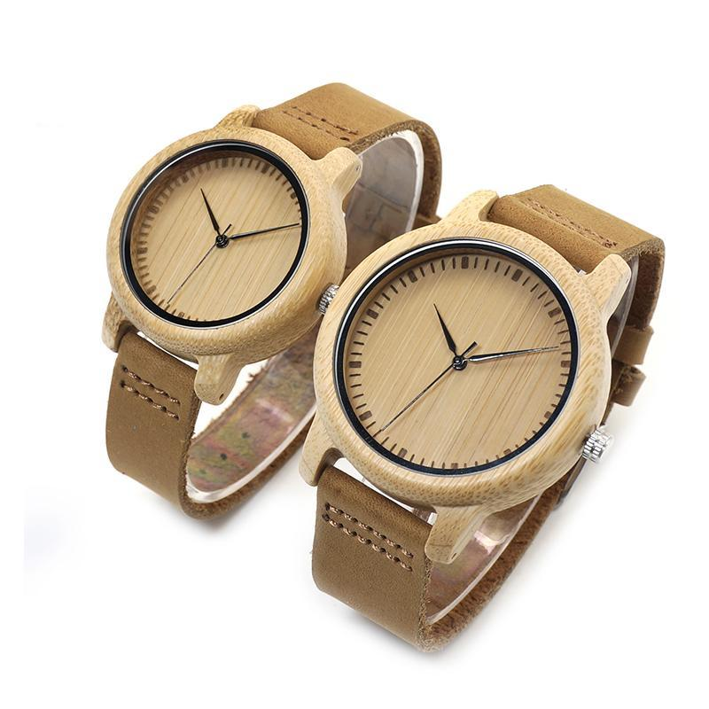 Vintage Wooden Wrist Watch for Men and Women | WoodPass
