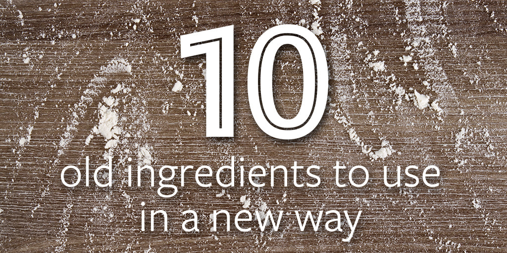 10 Old Ingredients To Use In A New Way Vega Vega Ca