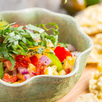 Homemade Peach Salsa Recipe