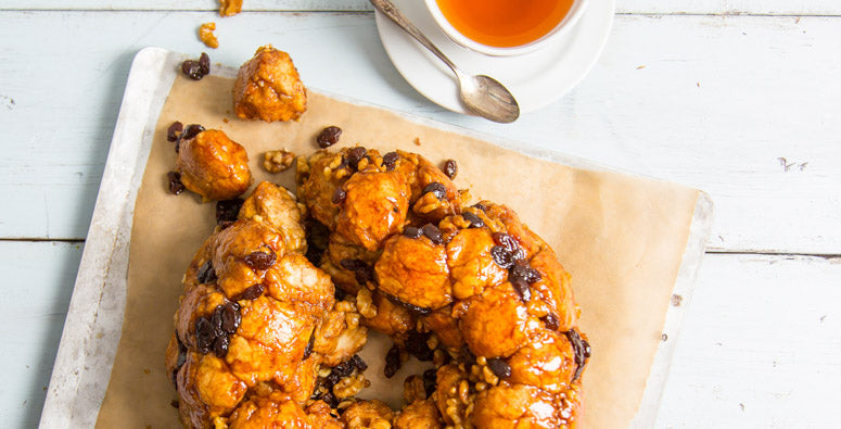 Gluten-Free Vegan Monkey Bread