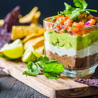 4 Layer Black Bean Dip