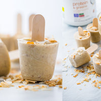 Creamy Coconut Cream Pie Smoothie or Ice Pops