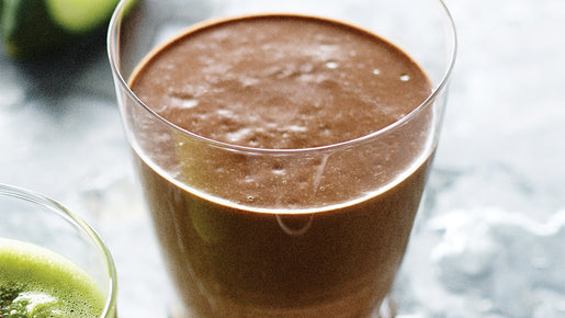 Next-Level Chocolate Green Smoothie