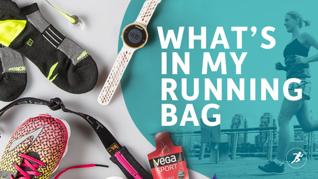 What's In My Running Bag: Emma Andrews' Favorite Running Gear