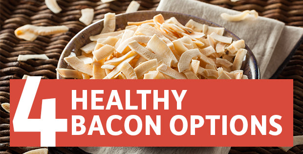 Prospering with Plant-Based Paige: 4 Healthy Bacon Options
