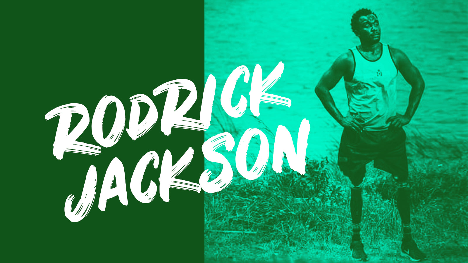 Roderick Sewell Jackson's Top Four Plant-Based Diet Protein Hacks