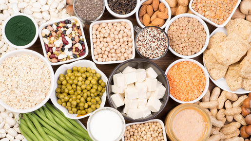 How to Get Enough Protein on a Plant-Based Diet