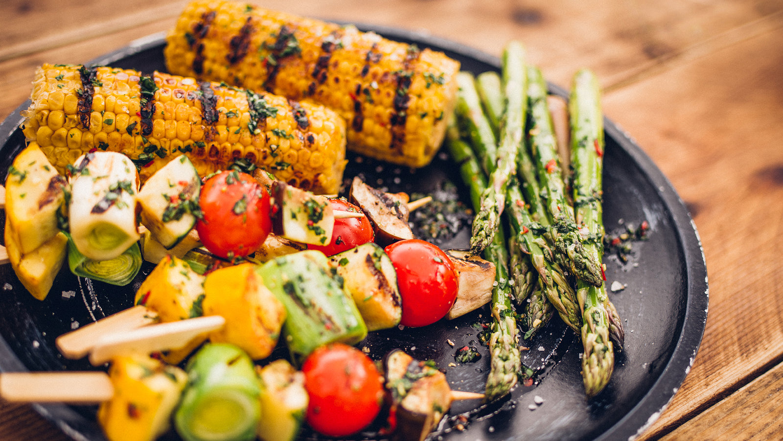 Top Plant-Based BBQ Recipes