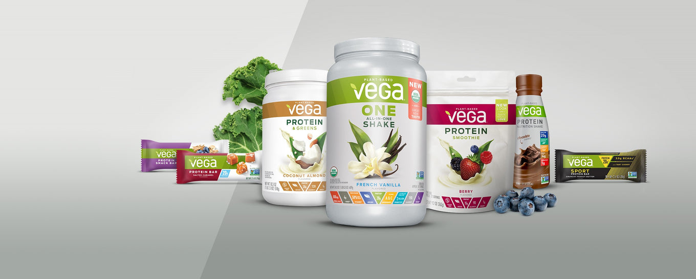 Major Product Portfolio Updates for Vega® Include New Vega One® Organic All-in-One Shake