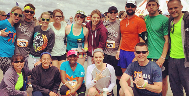 You've Been Ragnar'd: Vega Team takes on Ragnar Relay SoCal