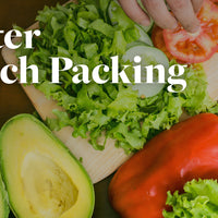 Top 5 Tips To Better Packed Lunches