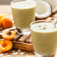 Apricot Coconut Smoothie