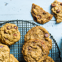 Chewy or Crispy Chocolate Chip Cookies