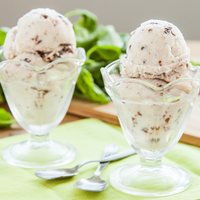 Chocolate Chip Mint Vegan Ice Cream