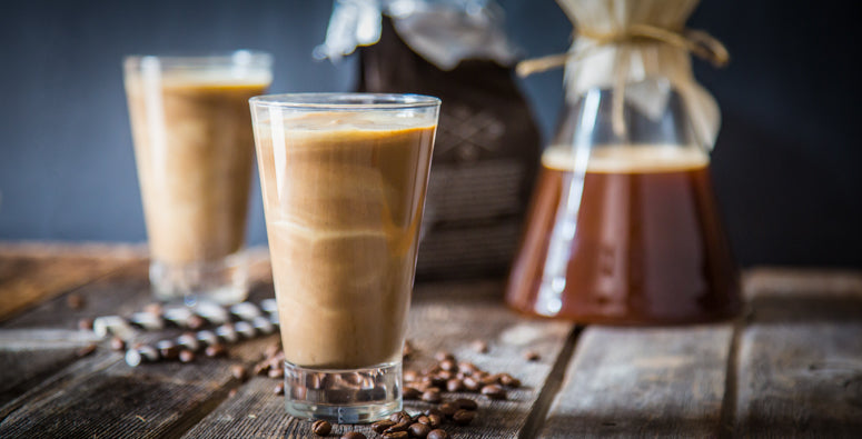 Cold-Brew Coffee Protein Shake