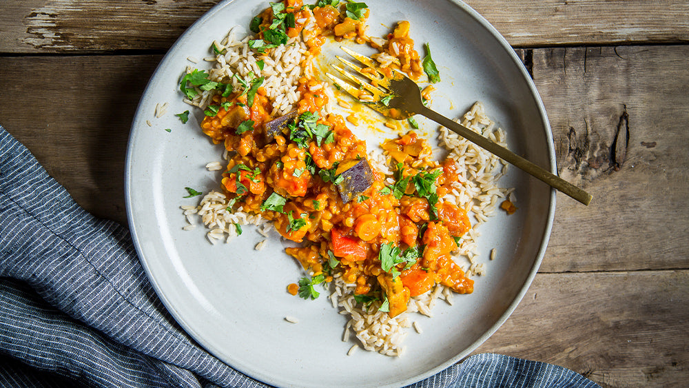 DIY Dhal Curry