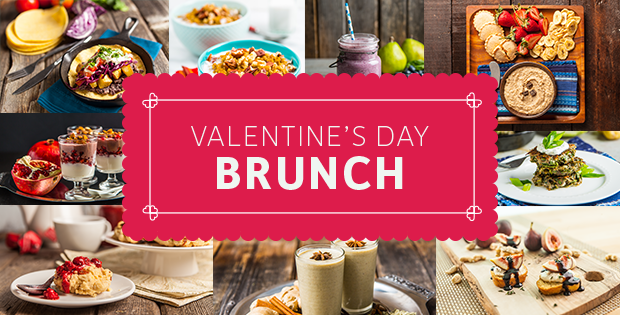 5 Brunch Ideas for Valentine's Day