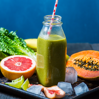 Tropical Folate-rich Smoothie