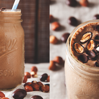 Hazelnut Cacao Banana Smoothie