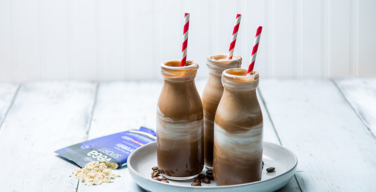 Healthy Tiramisu Smoothie