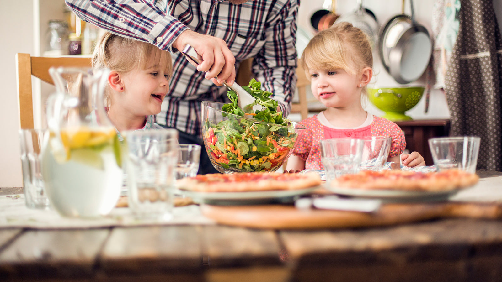 How to Raise a Healthy Vegetarian Child—Without Worrying or Becoming a Short-Order Cook