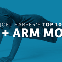 Top 10 Leg and Arm Workout Moves by Celebrity Trainer Joel Harper