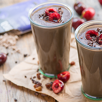 Black Forest Smoothie Recipe
