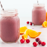 Cran-Orange Smoothie