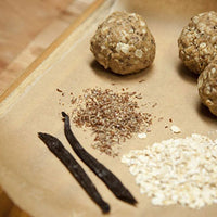 Vanilla Oat Protein Balls from Jacked On the Beanstalk