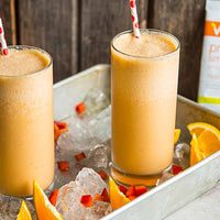 Red Pepper Orange Tropical Smoothie
