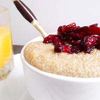 Morning Amaranth Porridge