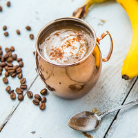 Banana Latte Coffee Smoothie