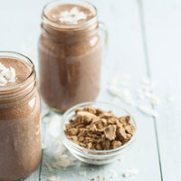 Creamy Chocolate Coconut Macaroon Smoothie