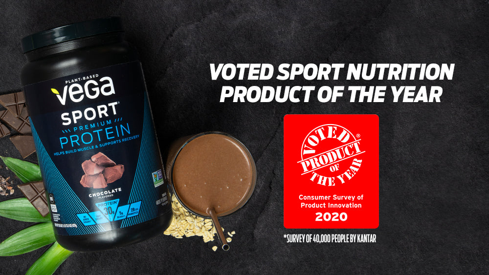 Vega Sport® Premium Protein: Product of the Year!