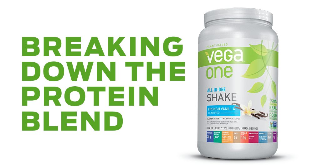 Vega One® All-in-One Shake Protein Blend