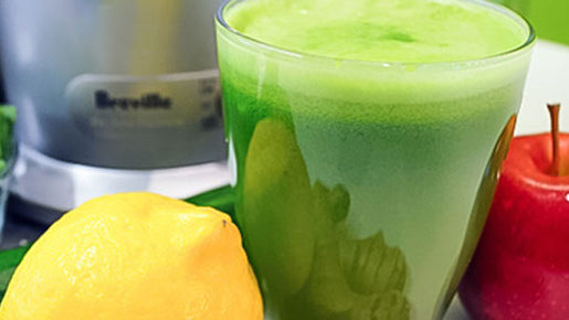 The Energizer Green Juice