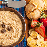 Healthy Cookie Dough Dip