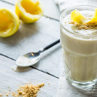Decadent Lemon Cheesecake Smoothie