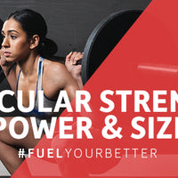 Muscular Strength, Power or Size: What are you training for?