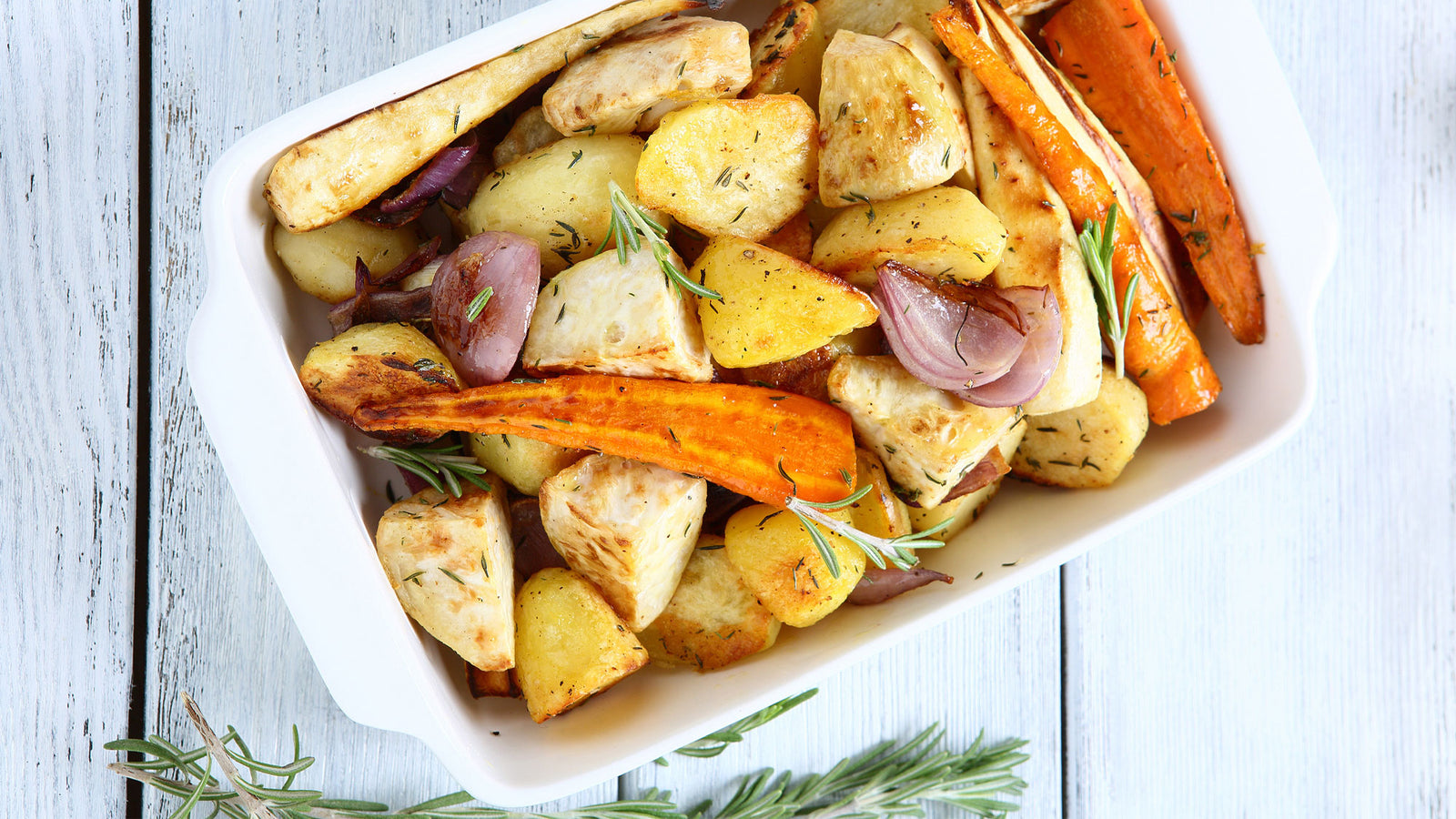 How to Roast Vegetables in the Oven