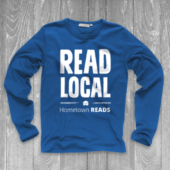 #ReadLocal Long Sleeve Shirt