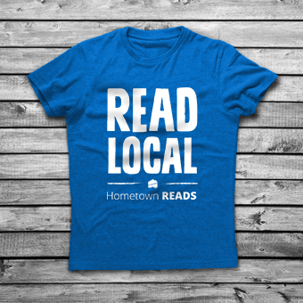 #ReadLocal Short Sleeve Shirt