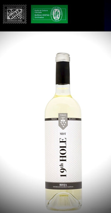 19th Hole White Sauvignon Blanc Rioja 2018