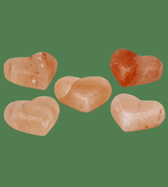 Himalayan Salt Massage Stones - Set of 5 - Spa & Bodywork Market