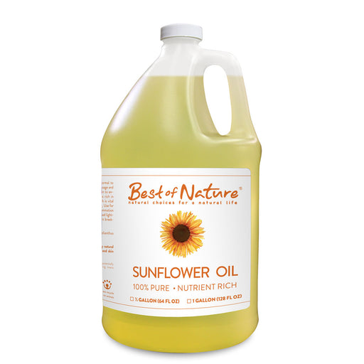 Sunflower Oil - Spa & Bodywork Market